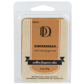 Gingerbread Fragrance Cubes