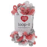 Red Heart Loop-It Yarn