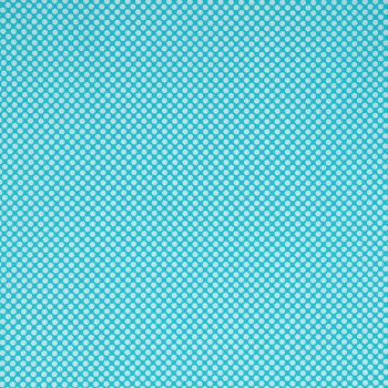 Spotty Negative Cotton Calico Fabric