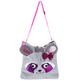 Plush Animal Bag