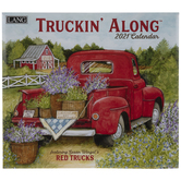 Truckin' Along Calendar