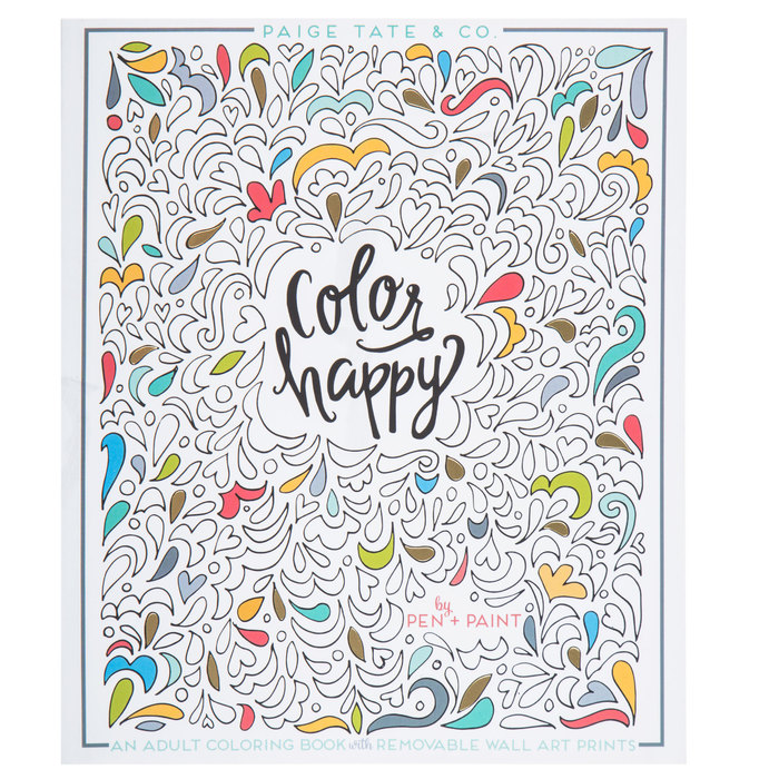 Color Happy Coloring Book Hobby Lobby 1668516