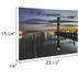 Lighthouse Lighted Canvas Wall Decor
