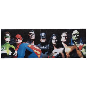 Justice League Canvas Wall Decor