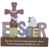 Easter We Know Love Decor