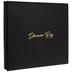 Dream Big Post Bound Scrapbook Album - 12