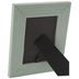 Green Distressed Wood Look Frame - 3 1/2