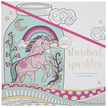Stardust Sparkles Coloring Book