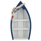 Boat Wood Shelf