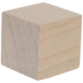 "Wood Cubes - 1"""