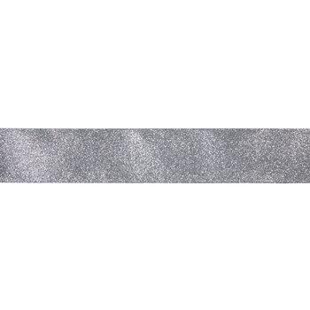 "Silver Glitterati Ribbon - 1 1/2"""