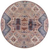Pink Southwestern Plate