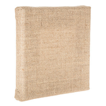 """Master's Touch Burlap Blank Canvas - 6"""" x 6"""""""