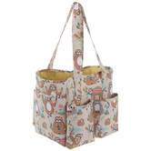 Sloth Tote Bag Organizer