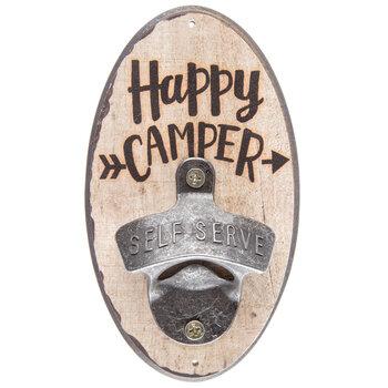 Happy Camper Bottle Opener