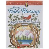 Beautiful Bible Blessings Coloring Book