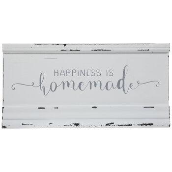 Happiness Is Homemade Wood Decor