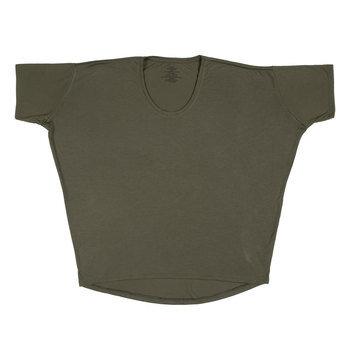Olive Dolman Adult T-Shirt - Small