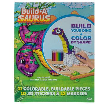 Brachiosaurus Build A Saurus Kit