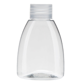 Short Oval Sand Bottle