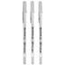 Assorted Classic White GellyRoll Pens - 3 Piece Set