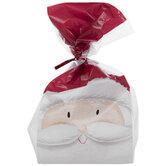 Santa Treat Bags
