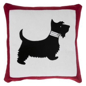 Jingle Bell Dog Pillow