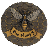 Bee Happy Stepping Stone