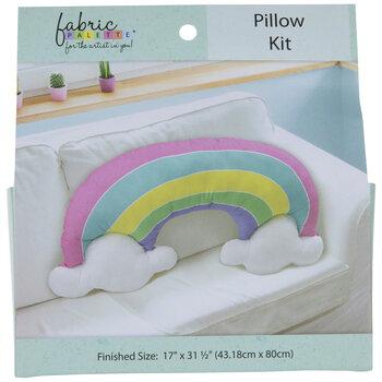 Rainbow Pillow Needle Art Kit