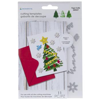 Layered Christmas Tree Dies