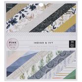 """Indigo & Ivy Paper Pack - 6"""" x 6"""""""