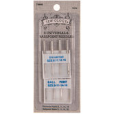 Universal & Ball Point Machine Needles - Size 9, 11, 14 & 16
