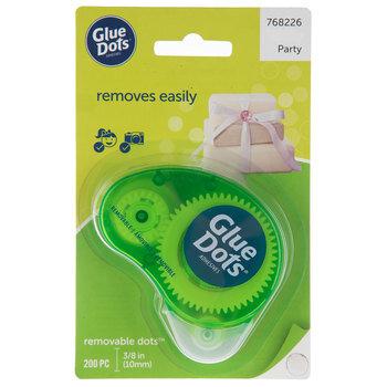 Glue Dots Removable Dispenser