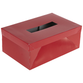 Red Paper Valentine Box