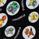 Pokemon Velvet Fleece Fabric