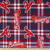 MLB Atlanta Braves Fleece Fabric