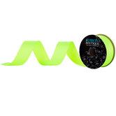 "Neon Green Grosgrain Ribbon - 1 1/2"""