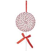 Striped Lollipop Pick