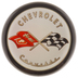 Chevrolet Corvette Metal Knob