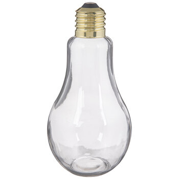 Light Bulb Glass Jar 29 Ounce Hobby Lobby 80782335