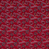 South Carolina Allover Collegiate Cotton Fabric