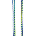 Blue Patterned Lanyards