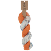 Coral Carrot Yarn Bee Authentic Hand-Dyed Yarn