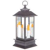 Shimmer Candle Lantern