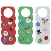 Christmas Door Hanger Foam Craft Kit