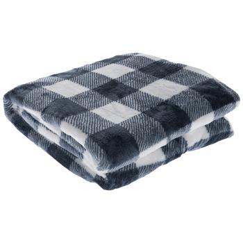 Buffalo Check Throw Blanket