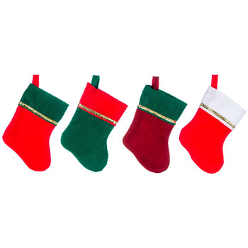 Mini Stockings With Hanging Loops