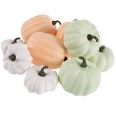 Pastel Pumpkins & Gourds