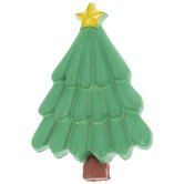 Christmas Tree Shank Buttons