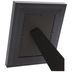 Black & Silver Beveled Patina Frame - 5